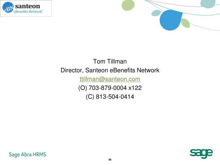 Tom Tillman