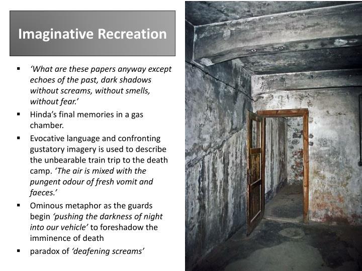 Imaginative Recreation