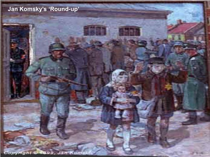 Jan Komsky's 'Round-up'