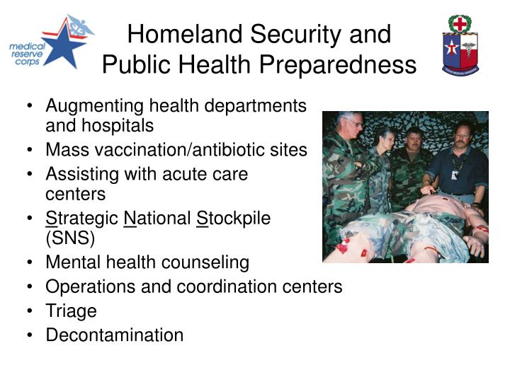 Homeland Security and