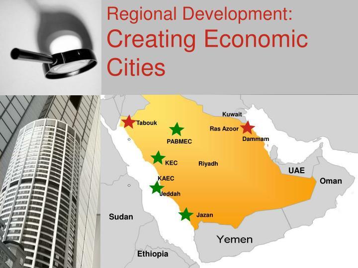 Regional Development: