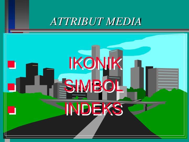 ATTRIBUT MEDIA
