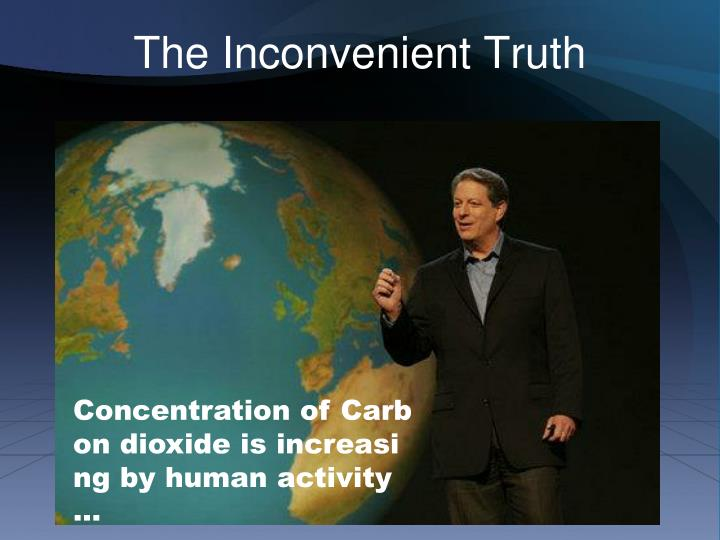 The Inconvenient Truth