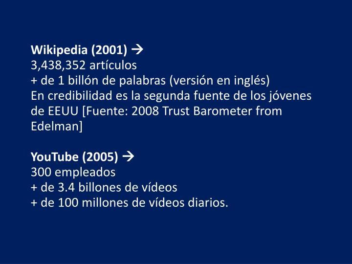 Wikipedia (2001)
