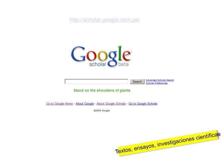 http://scholar.google.com.pe/
