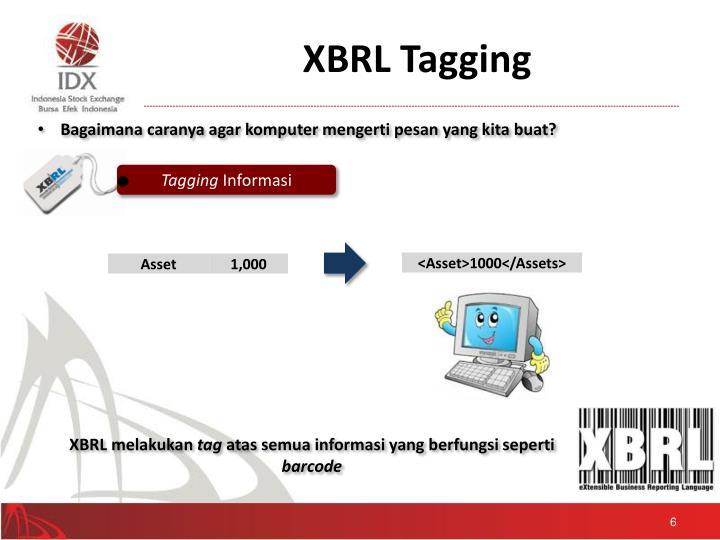 XBRL Tagging