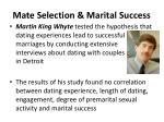 mate selection marital success3