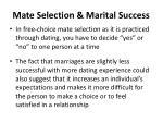 mate selection marital success5