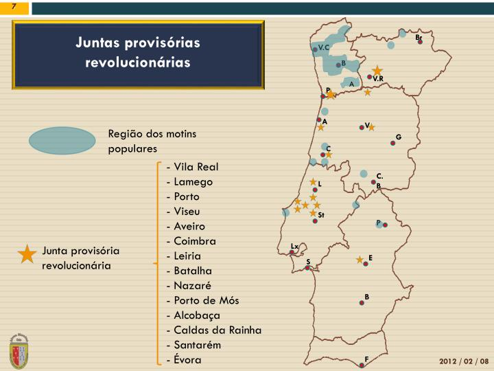 Juntas provisórias revolucionárias