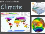 earth science 21 1 climate