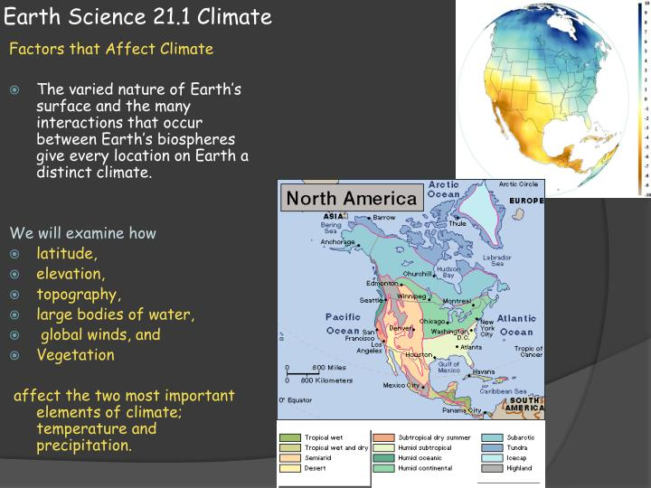 Earth science 21 1 climate2