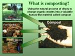 what is composting