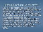 bioseguridad en las practicas1