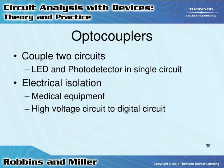 Optocouplers