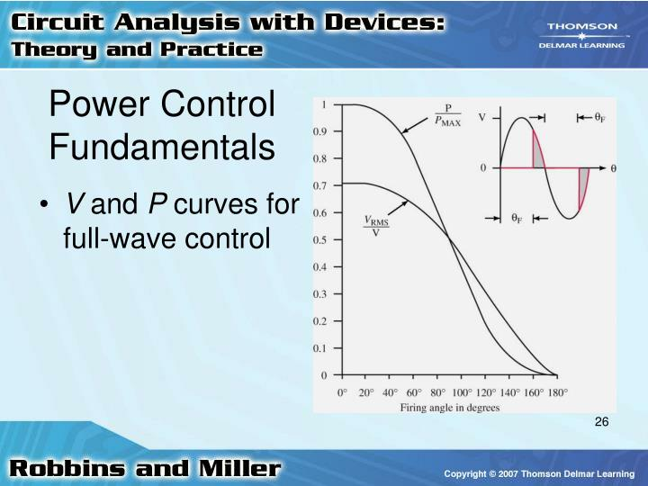 Power Control Fundamentals