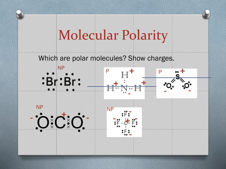 Molecular Polarity