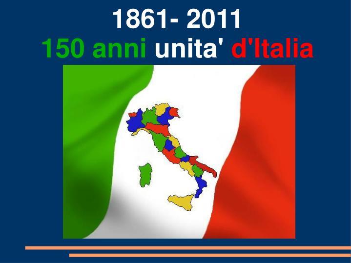 1861- 2011