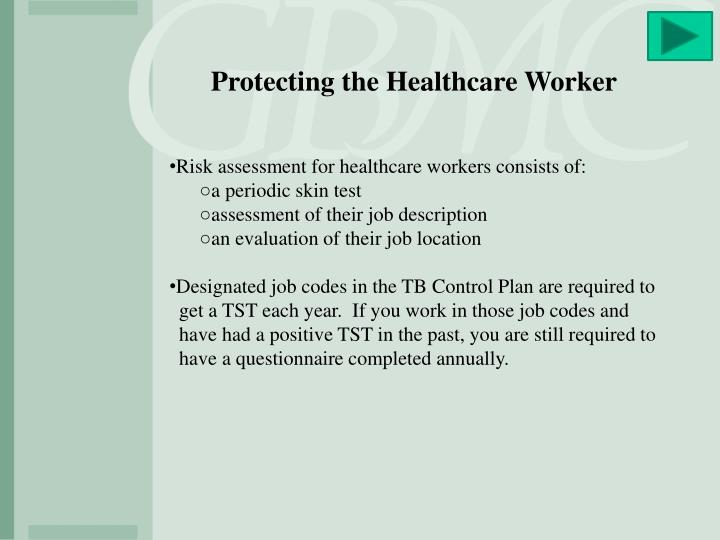 Protecting the Healthcare Worker