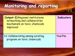 monitoring and reporting2