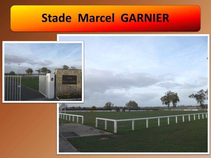 Stade  Marcel  GARNIER