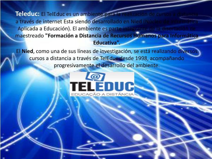 Teleduc: