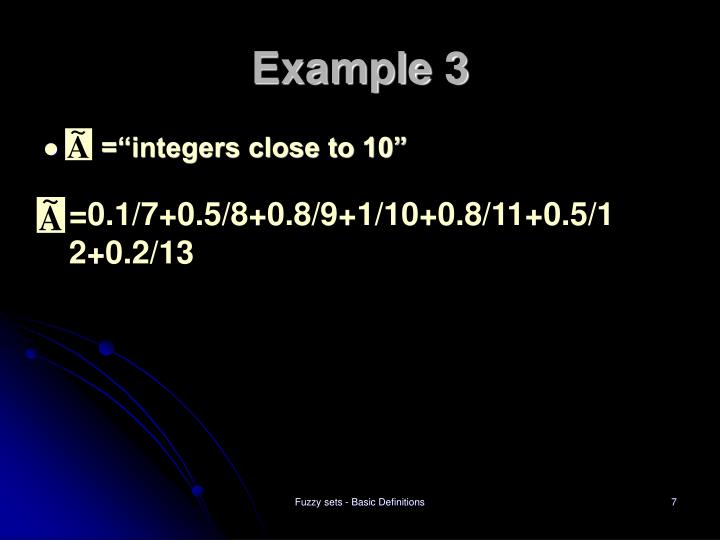 =0.1/7+0.5/8+0.8/9+1/10+0.8/11+0.5/12+0.2/13