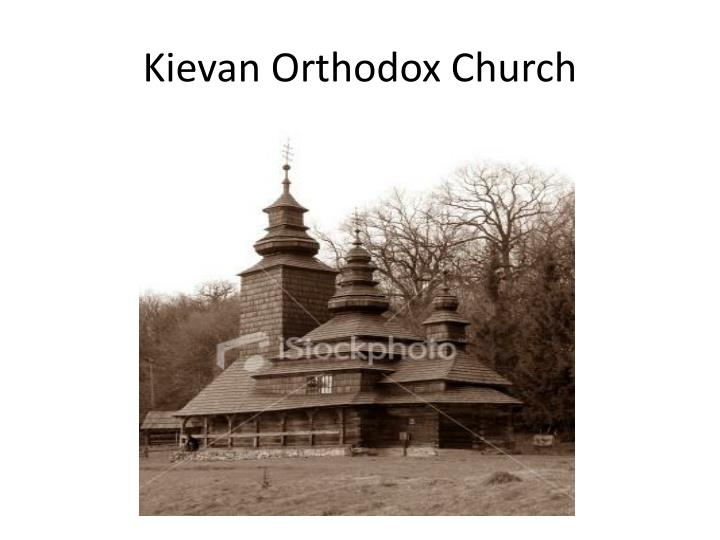 Kievan Orthodox Church