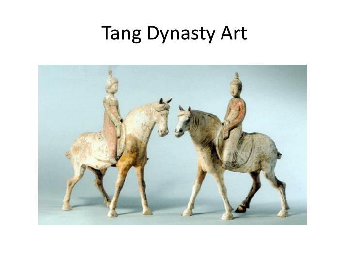 Tang Dynasty Art