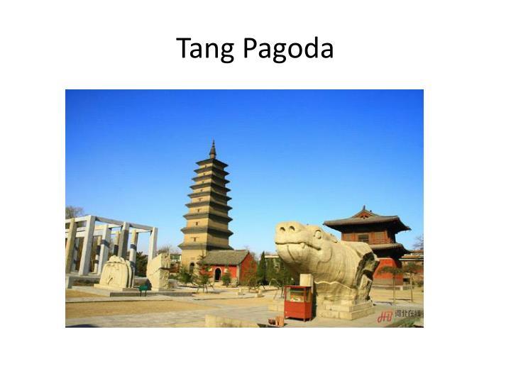 Tang Pagoda