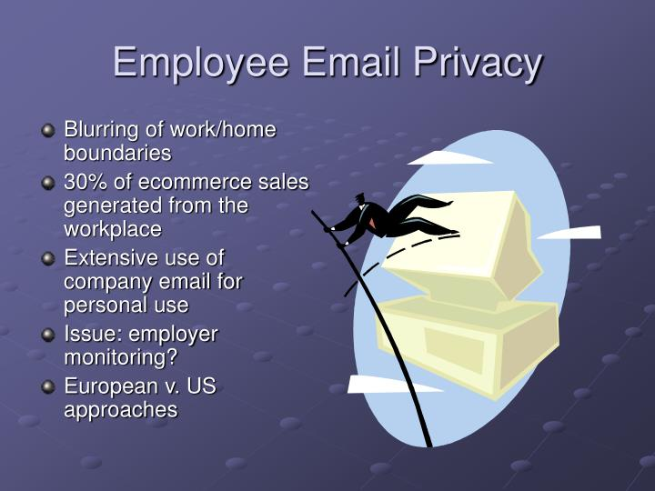 Employee Email Privacy