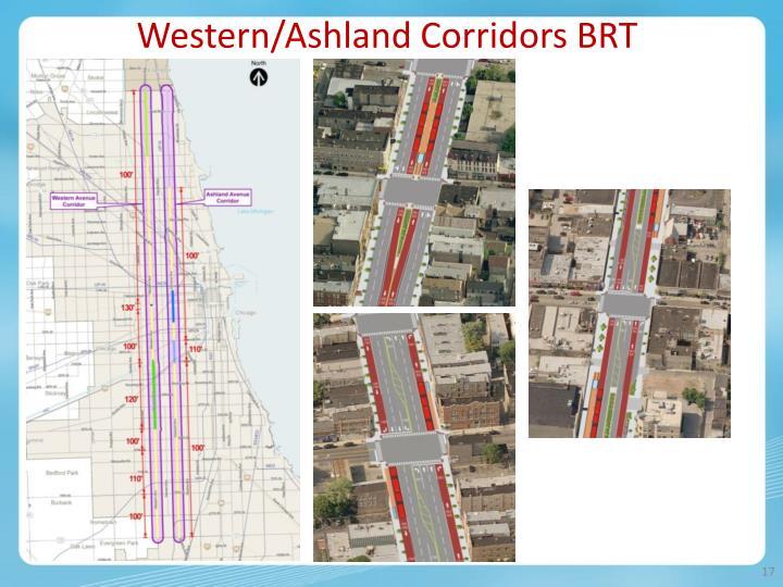 Western/Ashland Corridors BRT