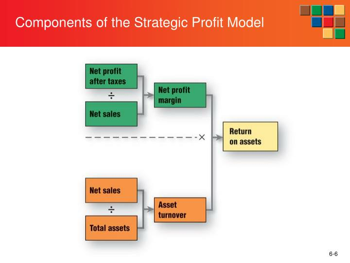 Components of the Strategic Profit Model