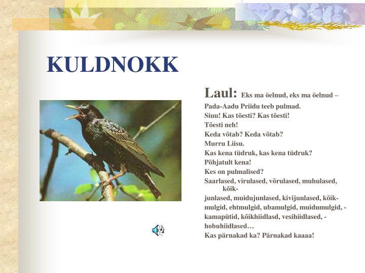 Laul: