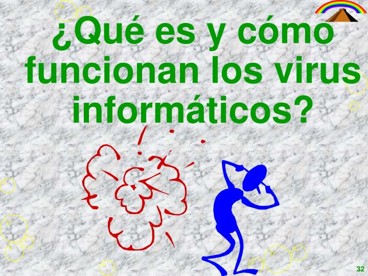 ¿Qué es y cómo funcionan los virus informáticos?