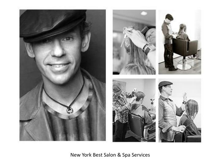 New York Best Salon & Spa Services