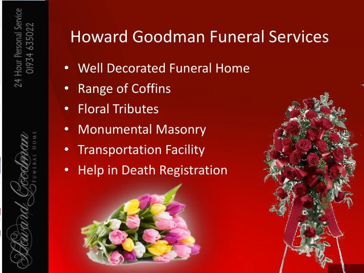 Howard Goodman Funeral Services