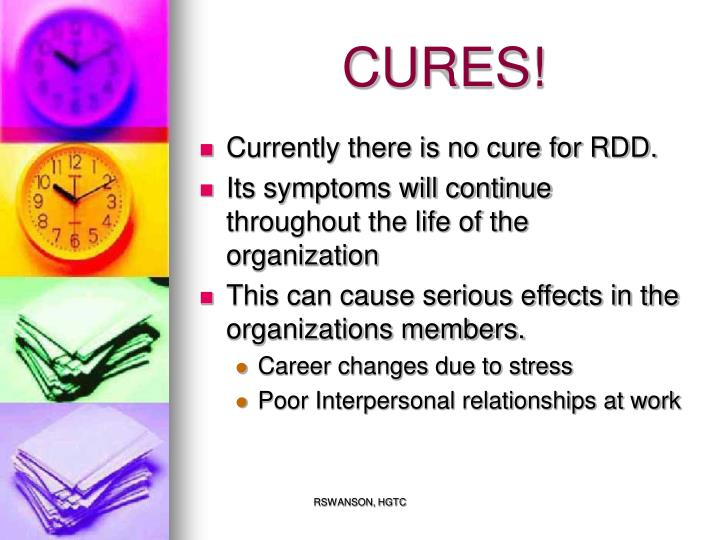 CURES!