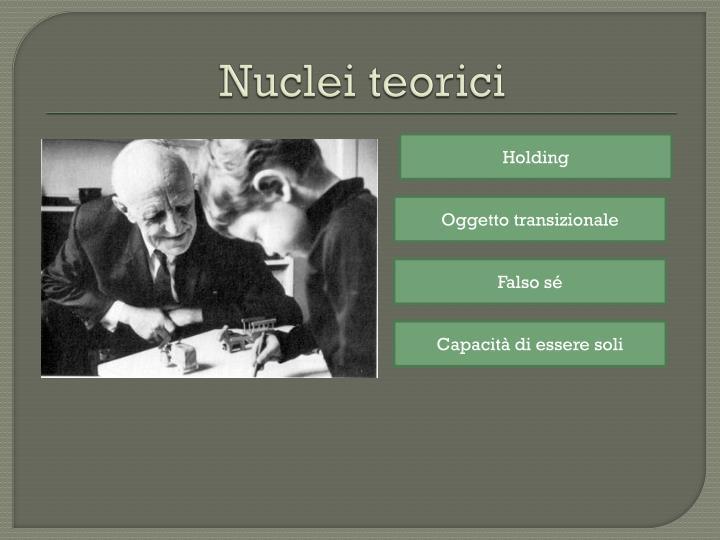 Nuclei teorici