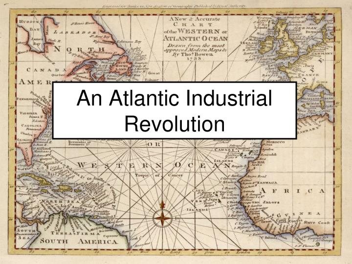an analysis of industrial revolution 3 locgov/teachers the industrial revolution is a complex set of economic, technological, and social changes that occurred over a substantial period of time teachers should consider the documents in this collection as tools for stimulating.