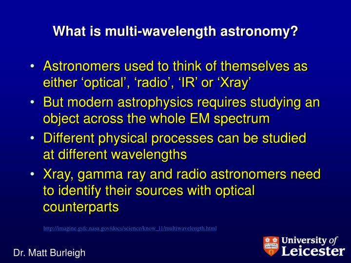 wavelength astronomy - photo #23