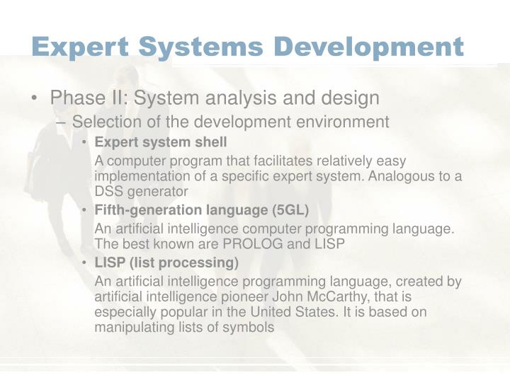 Expert Systems Development