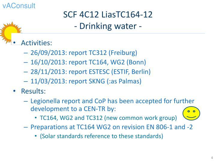 SCF 4C12
