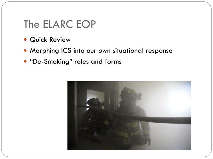 The ELARC EOP