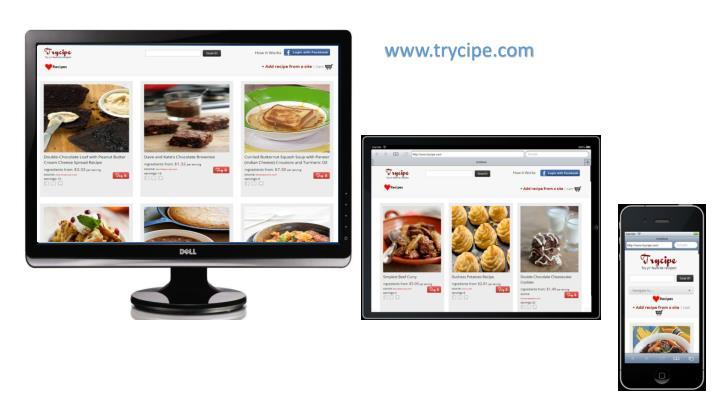 www.trycipe.com