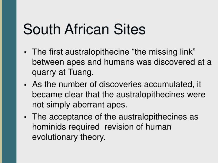 South African Sites