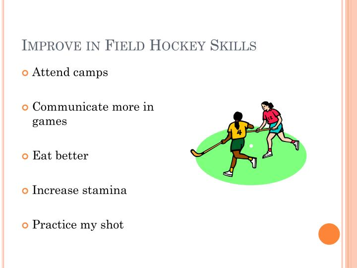 Improve in Field Hockey Skills