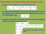 power factor correction of non linear loads cont1