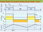 power factor correction of non linear loads cont2