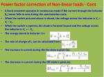 power factor correction of non linear loads cont3