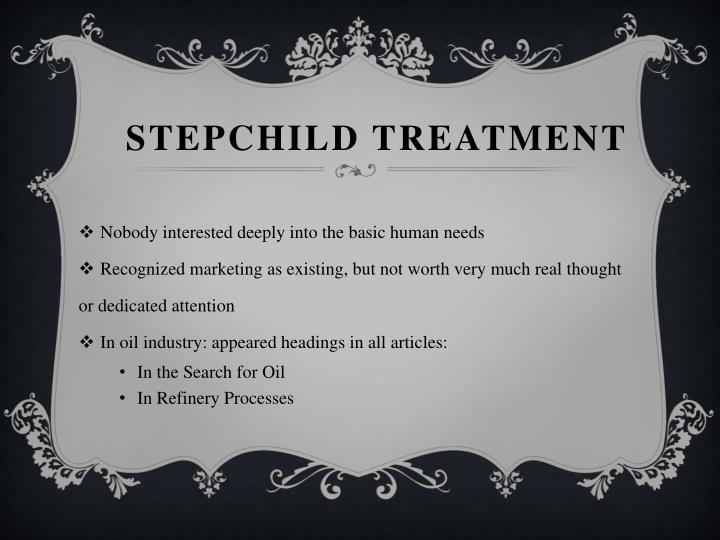 Stepchild Treatment